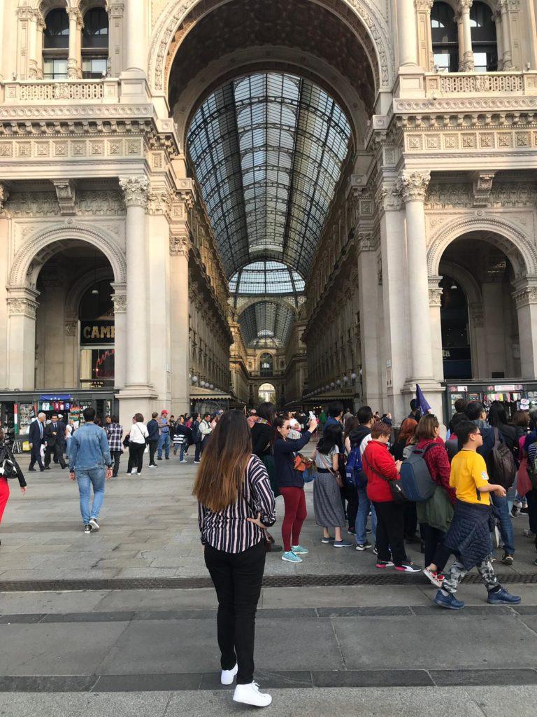 Gulistan, Mailand